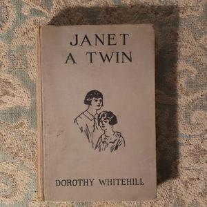 Vintage: Janet A Twin
